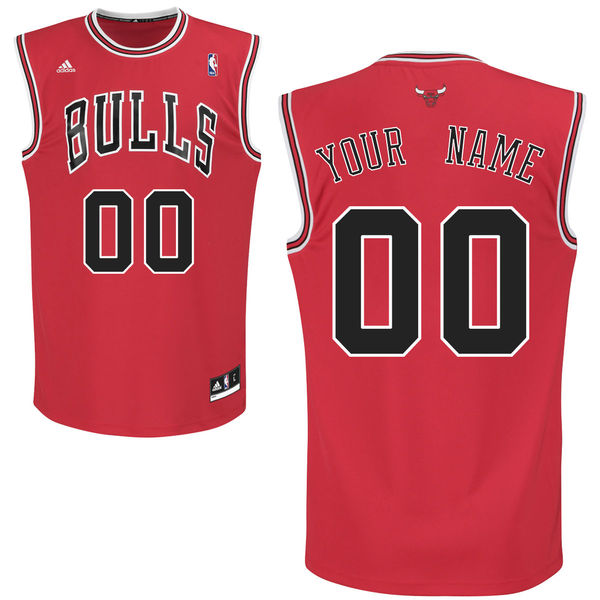 Shop Bulls Jerseys