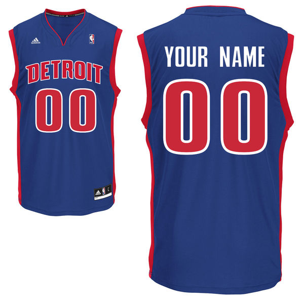 Shop Pistons Jerseys