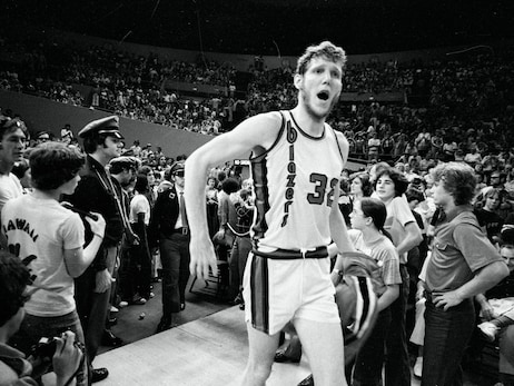 PHOTOS » A look back at the 1977 Portland Trail Blazers championship