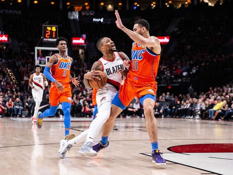 PHOTOS » Trail Blazers vs Thunder