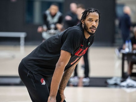 PHOTOS » Ariza, Gabriel and Swanigan join team practice