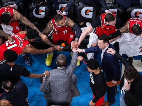 PHOTOS » Trail Blazers 106, Thunder 119 - January 18, 2020