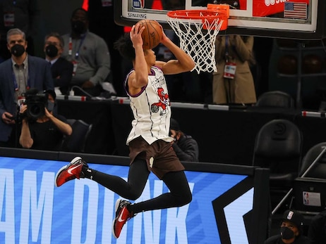 PHOTOS » Trail Blazers shine at 2021 All-Star events