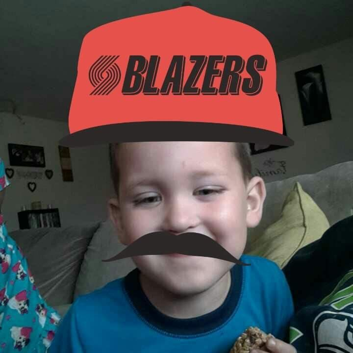 Portland Trail Blazers Media Guide: Add Our Custom Frame To Your Facebook Profile Picture