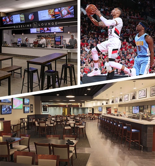 Enter Through The Courtside Level Doors And Enjoy Convenience Of No Lines
