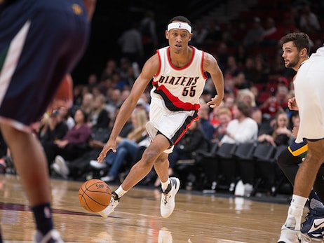 Trail Blazers Trade Tim Quarterman to Houston for Cash Considerations