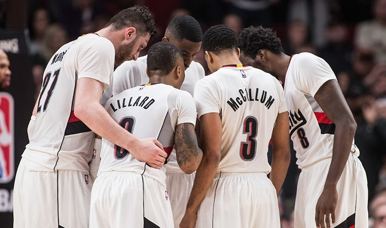 QUIZ  How Well Do You Know These Obscure Blazers Roster Facts