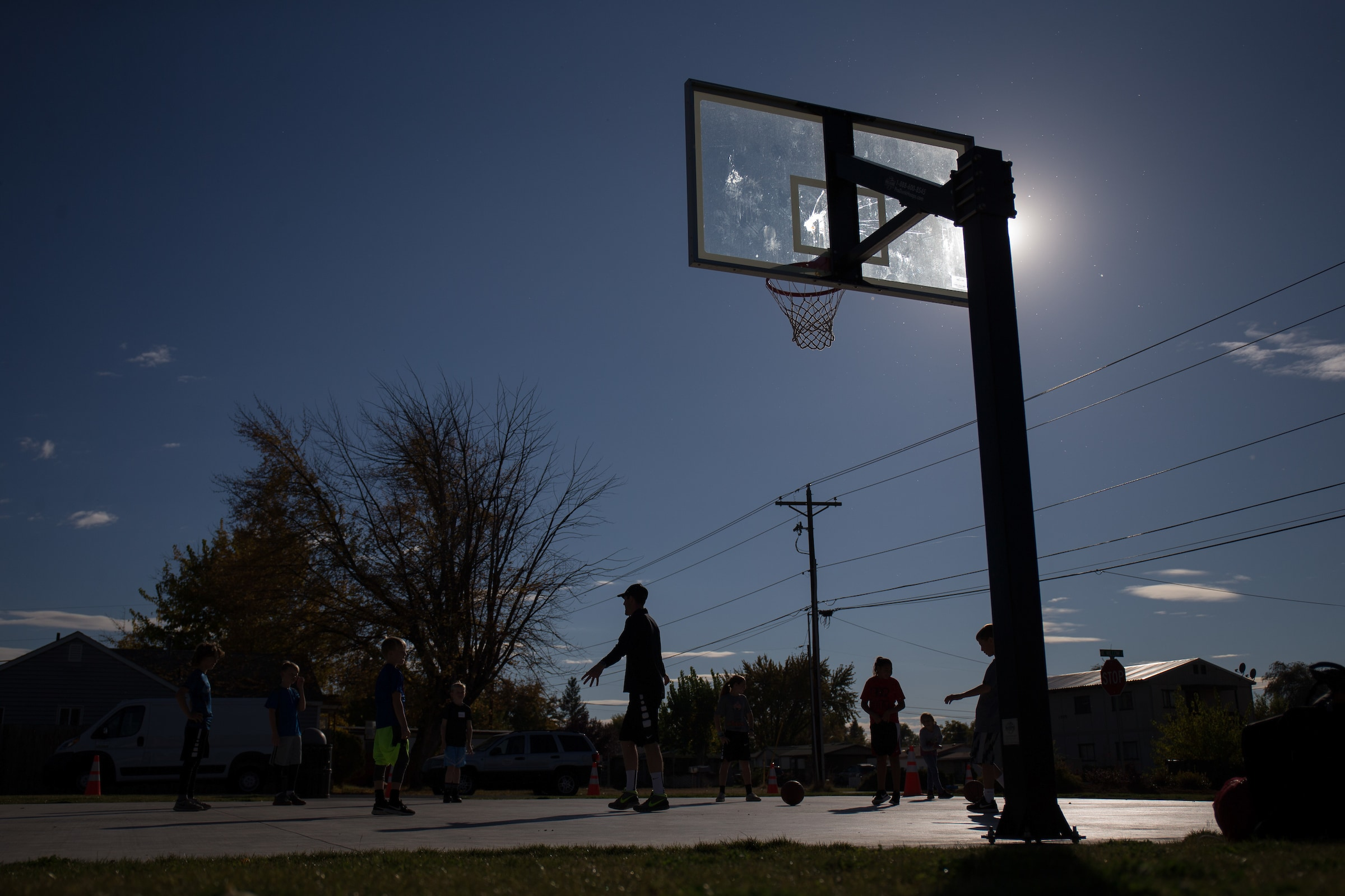 Nike and Trail Blazers Team Up to Revitalize Portland's Public Basketball Courts