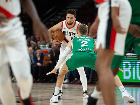 Trail Blazers Waive Blevins, Caupain and Perrantes