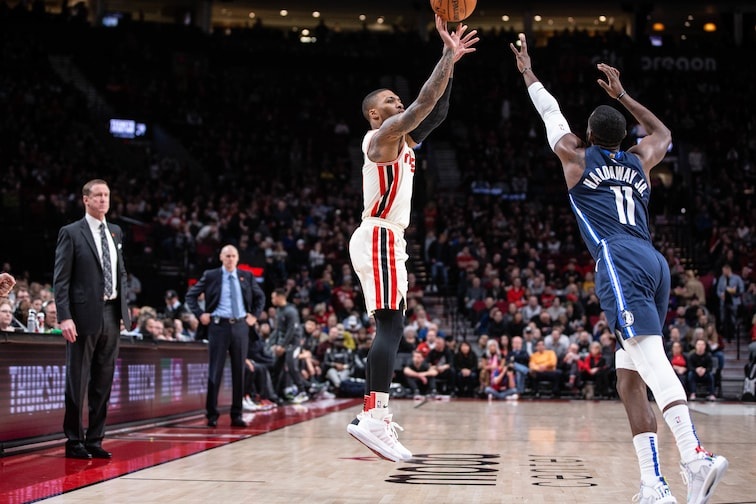 Image result for damian lillard 3 point contest