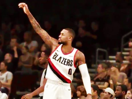NBA2K20 Ratings For the 2019-20 Trail Blazers