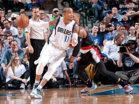 Photos: Trail Blazers at Mavericks