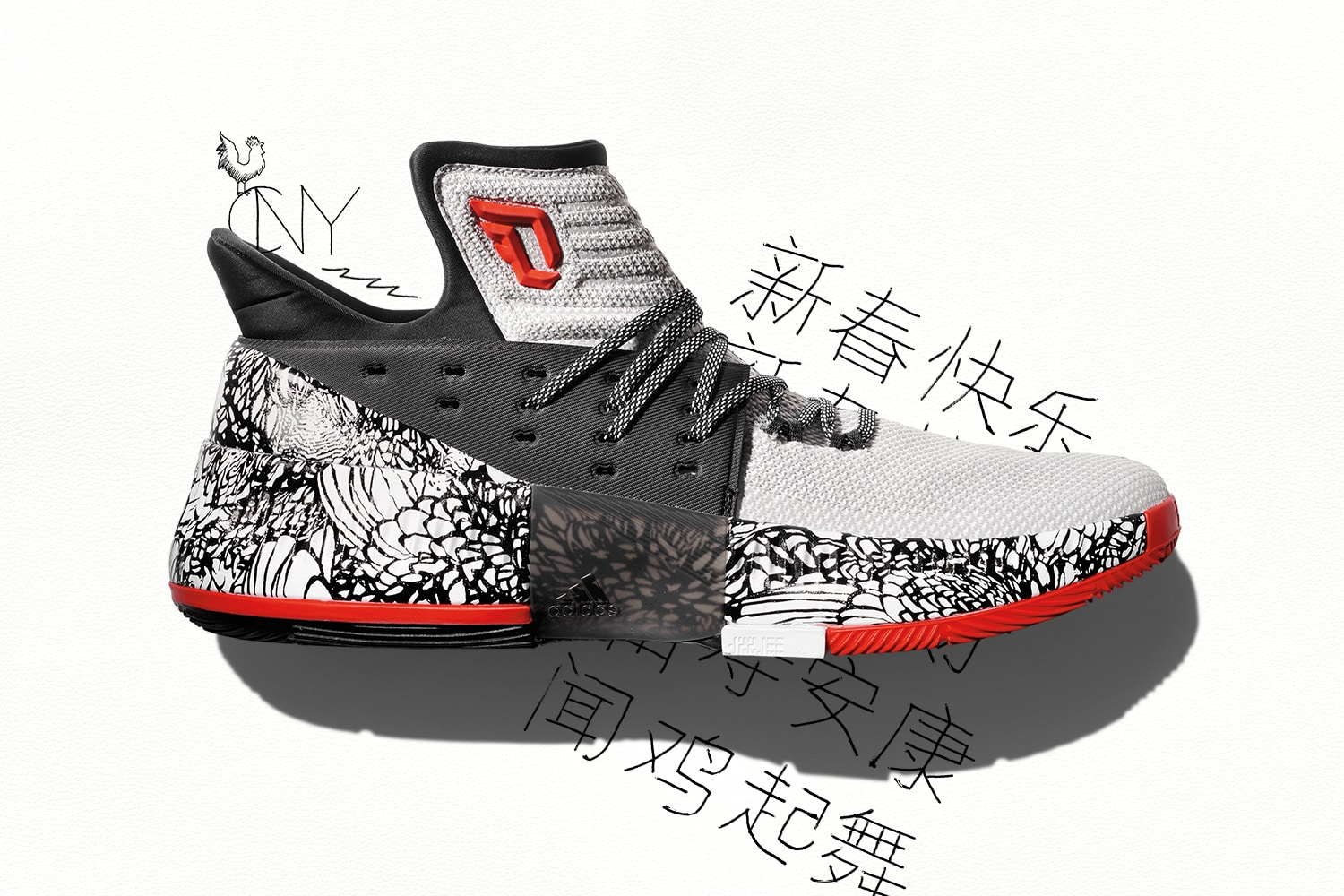 713862860c15 Adidas releases the first three colorways of the third iteration of Damian  Lillard s signature sneaker