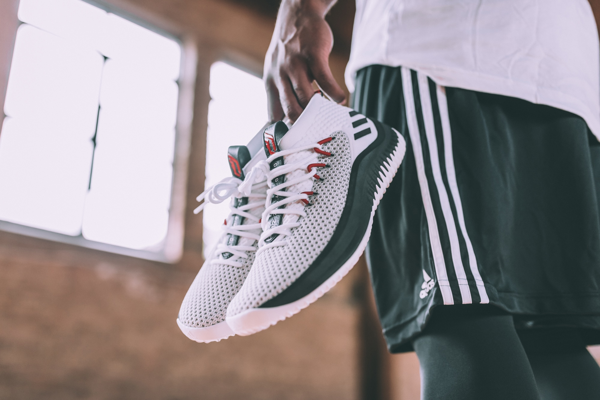 outlet store 35aba 46c83 But luckily for you and your feet, that has changed, as adidas is releasing  Lillard s newest signature sneaker, the Dame 4, online on Oct. 4 and in  stores ...