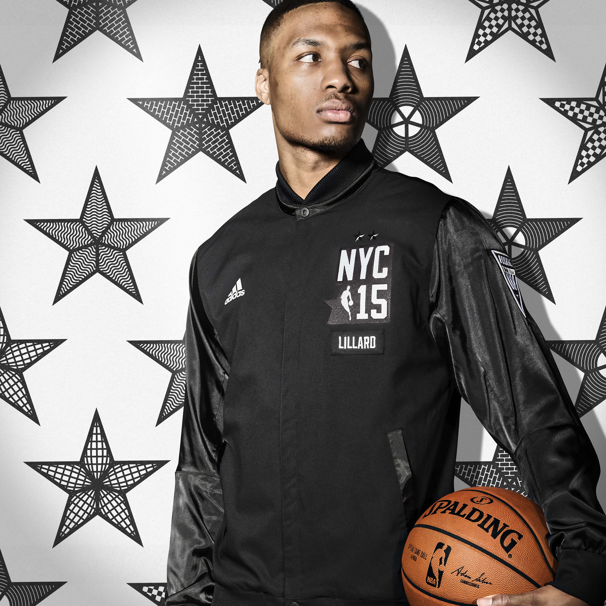 Damian Lillard: Damian Lillard All-Star Images