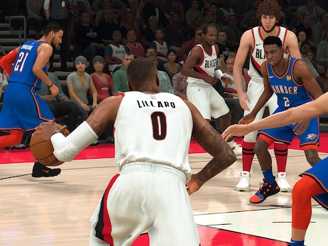 NBA2K20 Ratings For The Trail Blazers' All-Time Roster