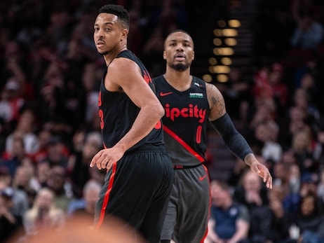 Bleacher Report Ranks Lillard/McCollum Backcourt Best In The NBA