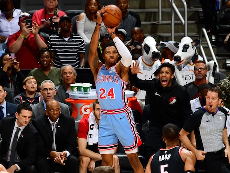 Wojnarowski: Blazers Trade Evan Turner To Atlanta For Kent Bazemore