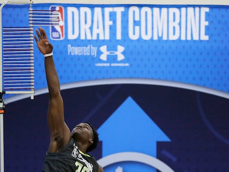 NBA ANNOUNCES INNOVATIVE FORMAT FOR DRAFT COMBINE 2020