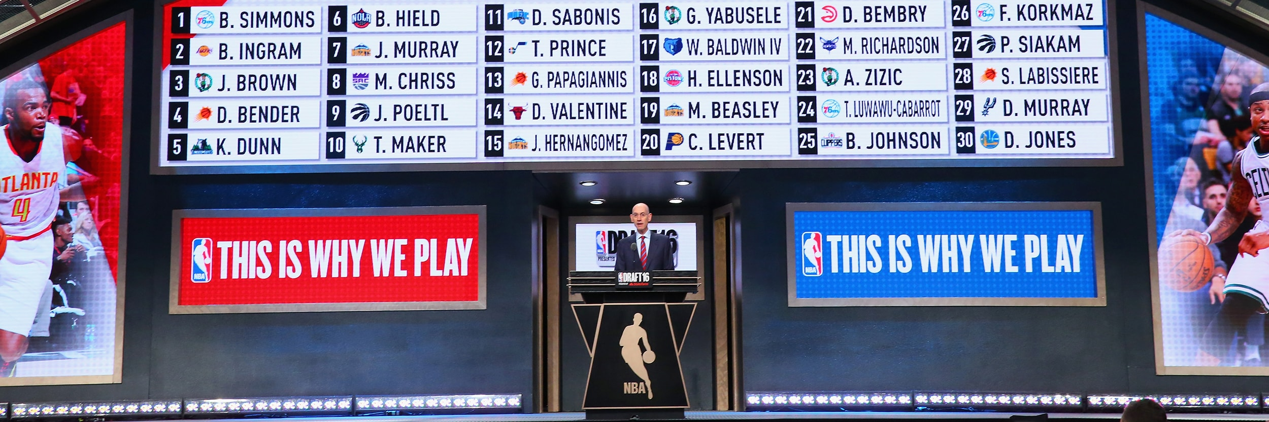 Final 2018 NBA Mock Draft Roundup