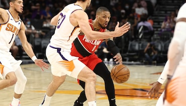 HIGHLIGHTS » Blazers A Point Away From Playoff Clinch