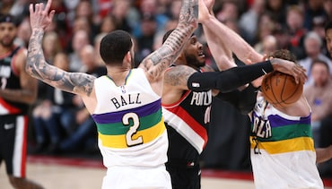 HIGHLIGHTS » Blazers Can't Come All the Way Back vs. NO