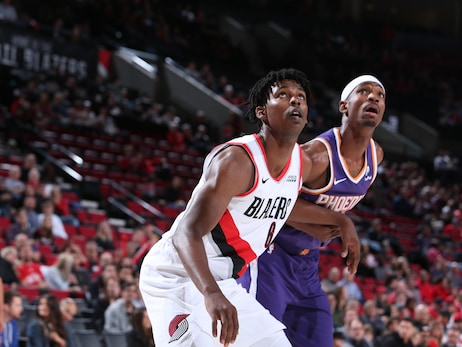 Jaylen Hoard Transferred to Trail Blazers
