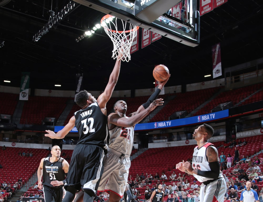 Noah Vonleh Summer League