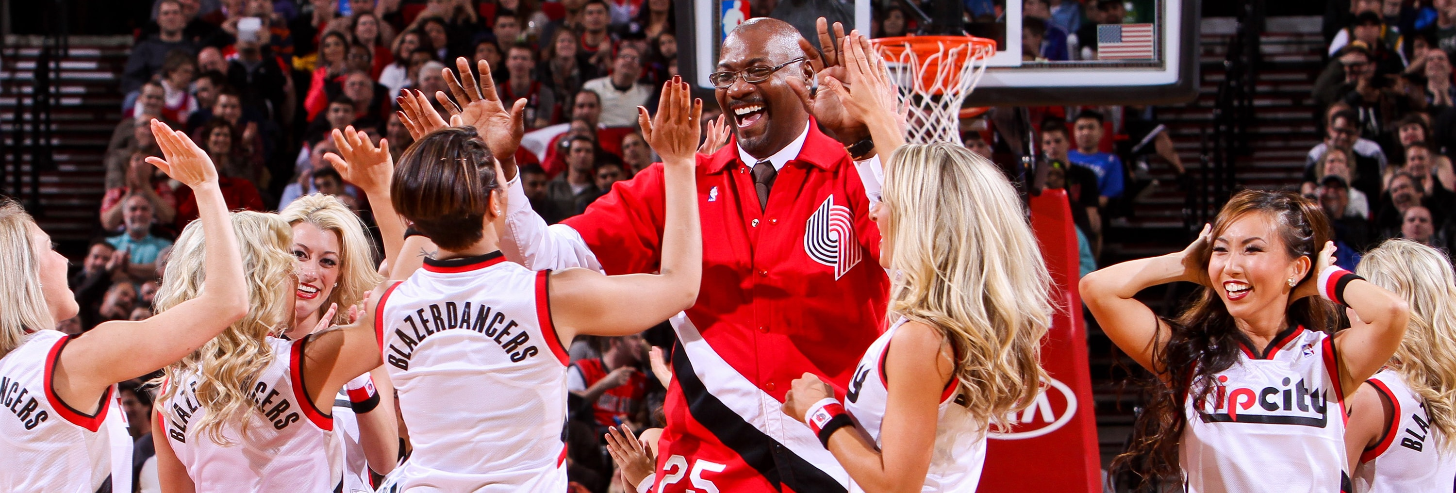 VIDEO: Jerome Kersey's Legacy Lives On