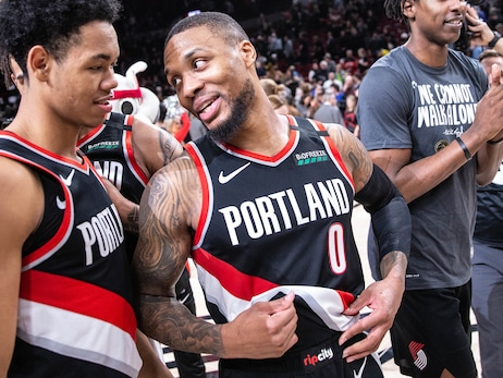Lillard Rewrites Franchise Record Books With Another Night Of Super Will Power