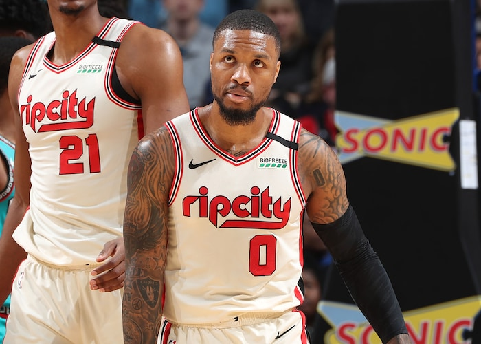 Lillard To Miss All-Star Game With Injury But Vows That 'I'm Not Gonna Go Away' | Portland Trail Blazers