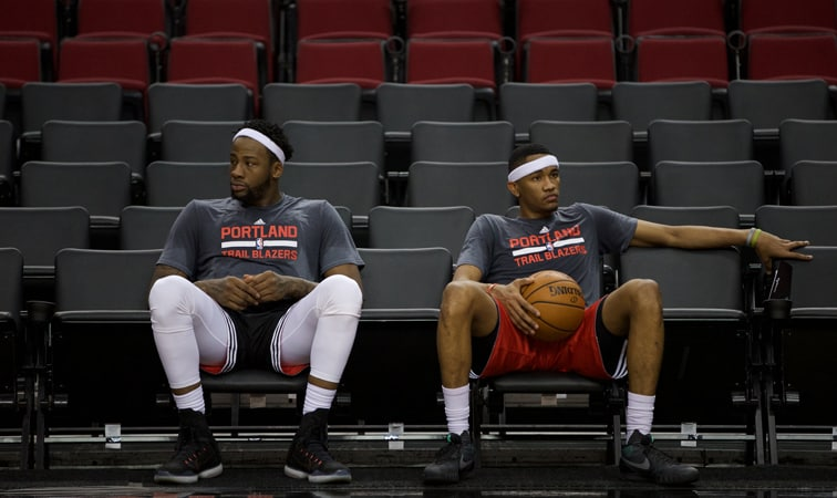 Trail Blazers Assign Cliff Alexander and Luis Montero to D ...