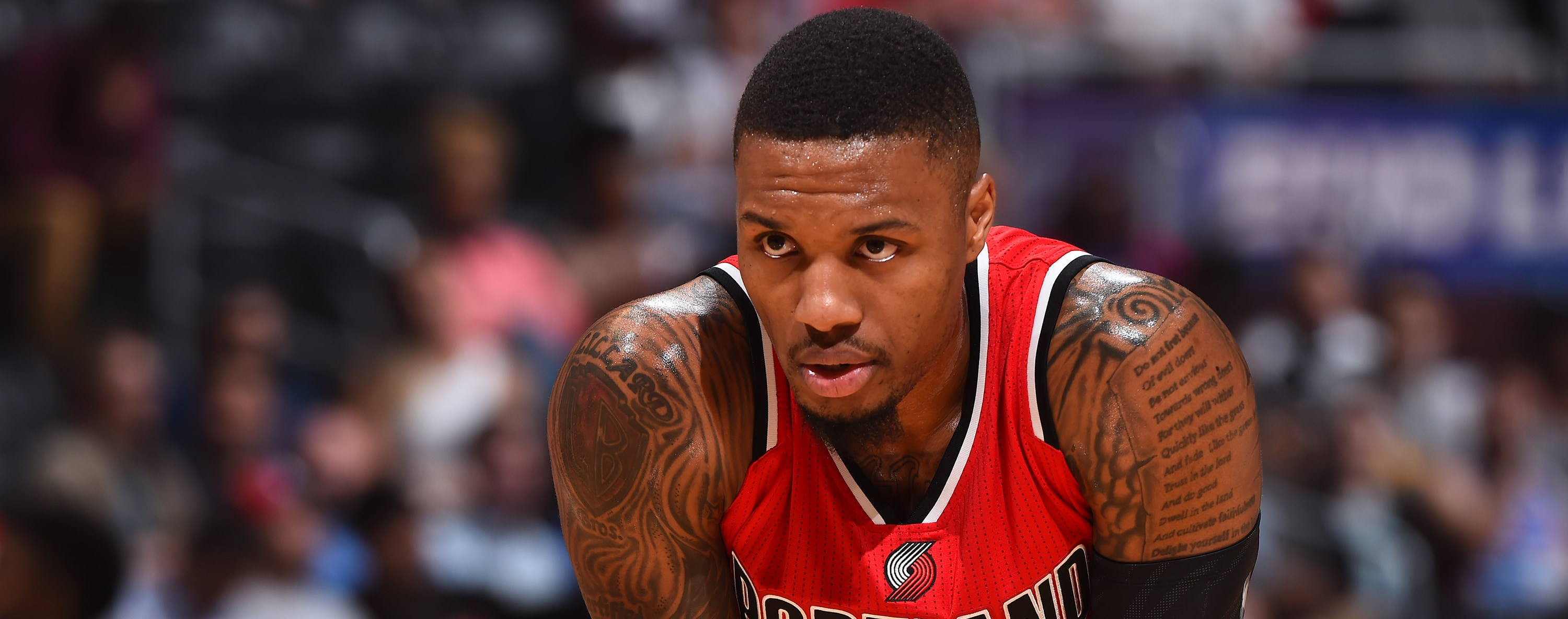 Lillard Makes First 'Race To The MVP' Ranking, But Just Barely