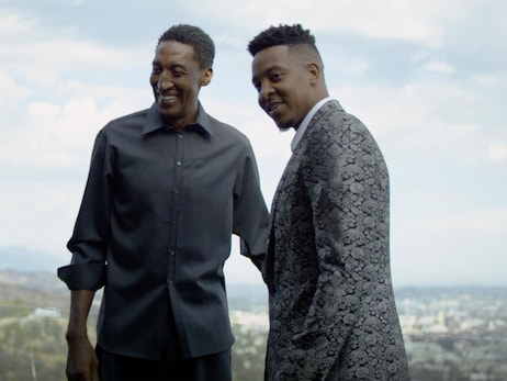 VIDEO » Scottie Pippen And CJ McCollum Talk Fashion, Confidence And Changes To The Game