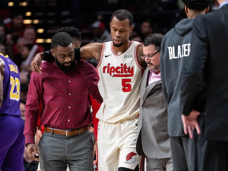 PODCAST » Rip City Report, Rodney Hood Injury Edition