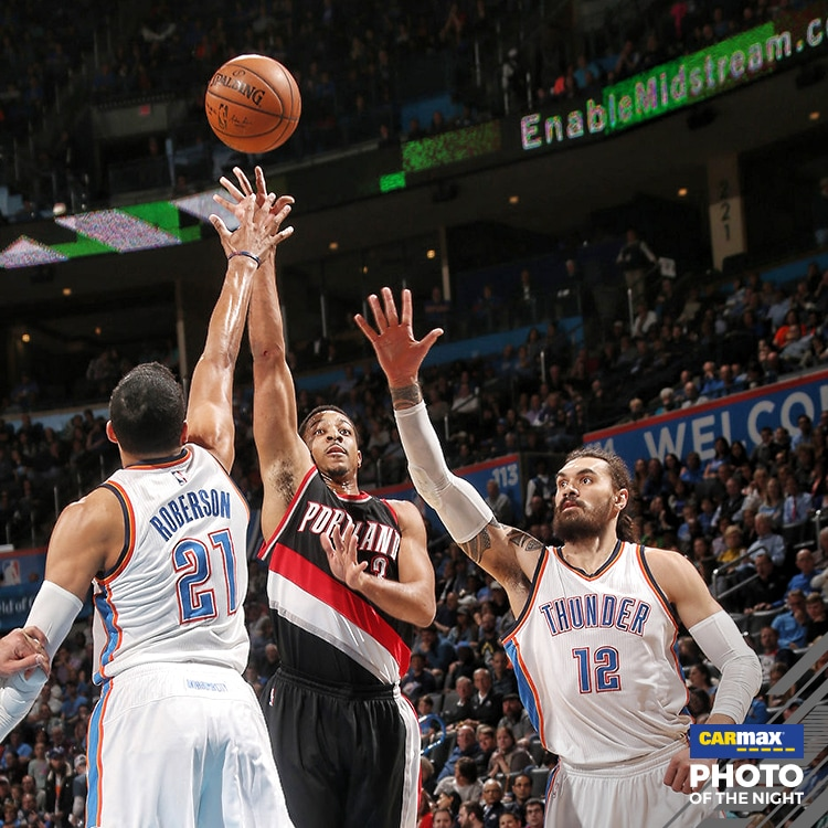 GameDay Hub - Portland At Oklahoma City