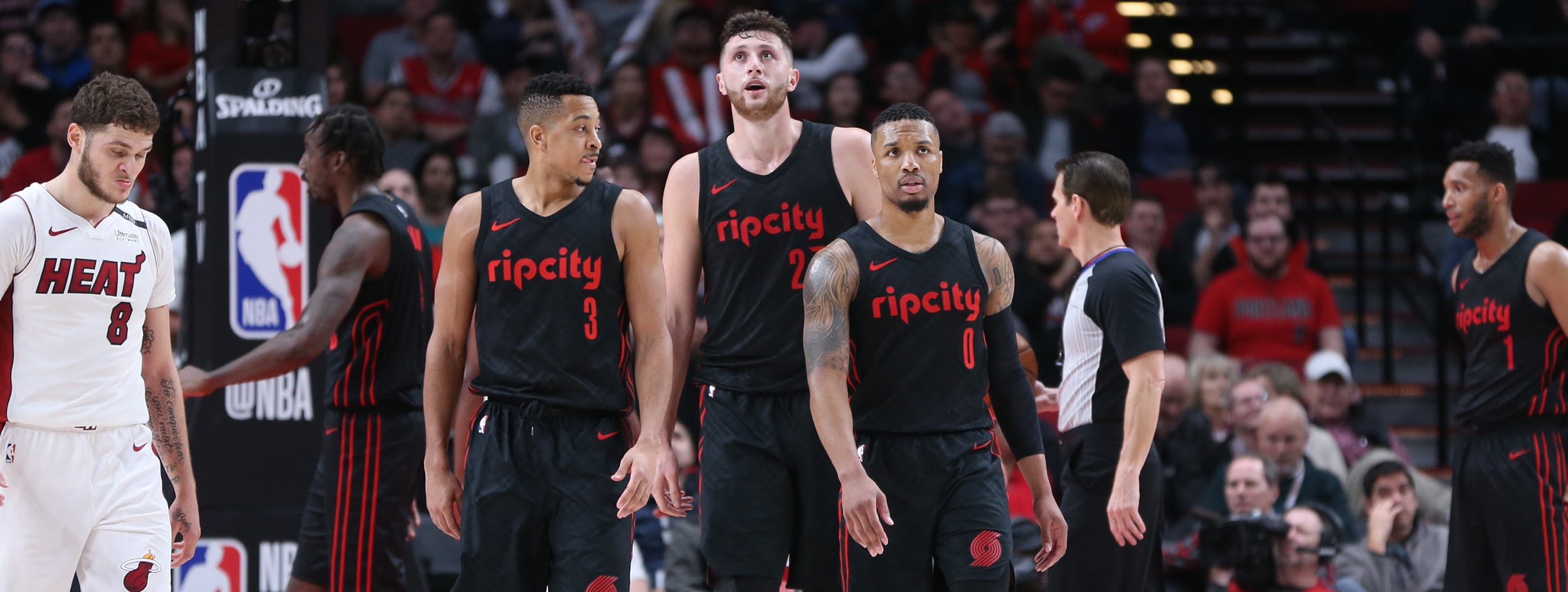 Power Rankings: Win Streak Keeps Trail Blazers At The Top