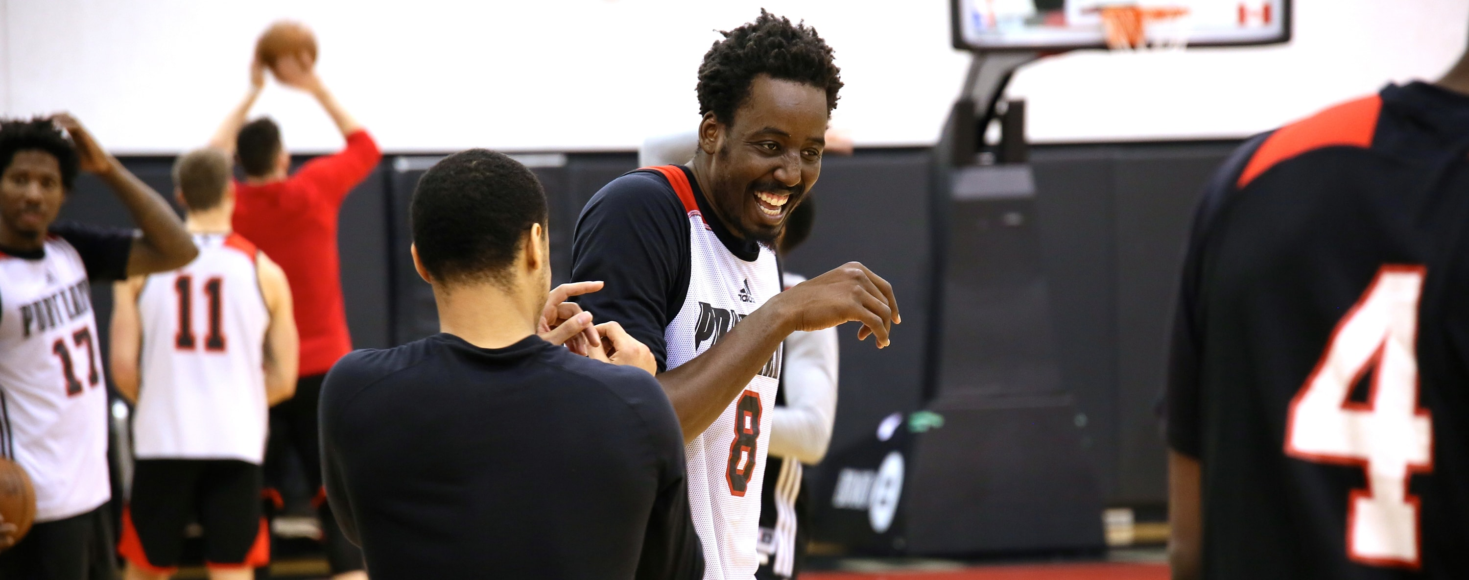Practice Report: Aminu Upgraded To Probable Napier Stays Ready And Stotts Channels Costanza