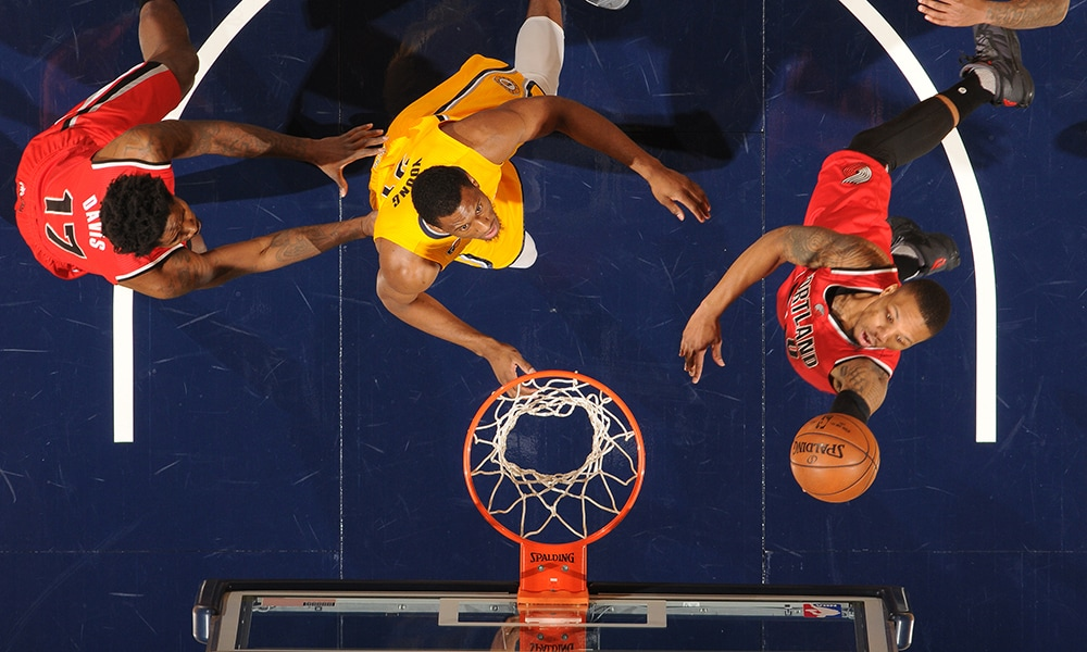 Trail Blazers And Pacers Meet After Impressive Season-Opening Victories