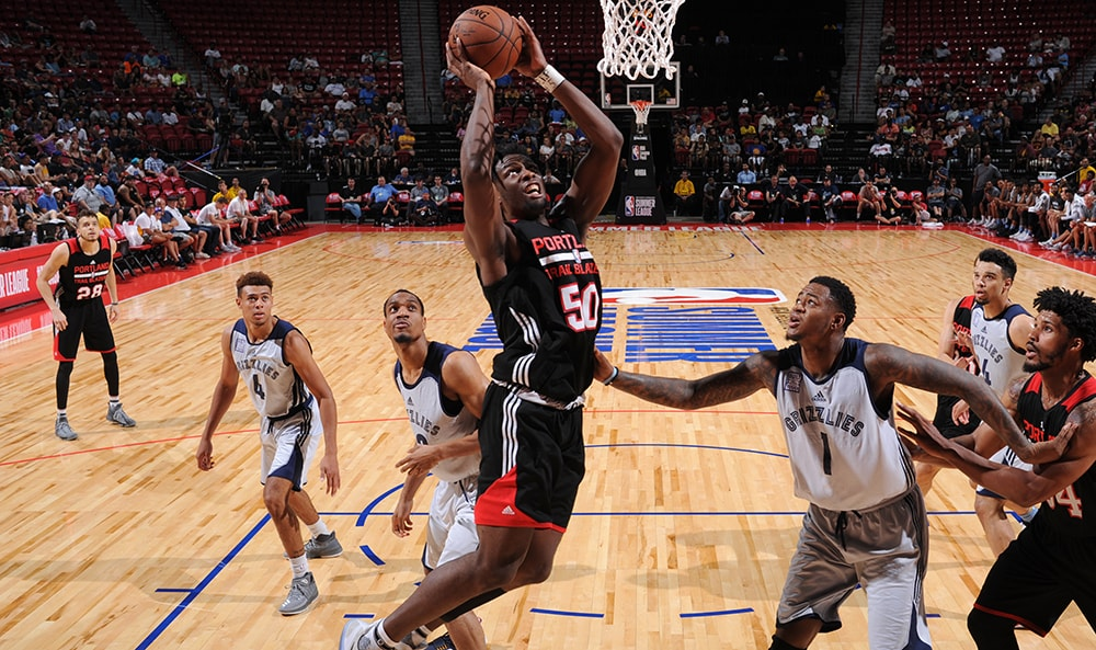 Trail Blazers Set Out To Beat L.A. In Summer League Tournament Final