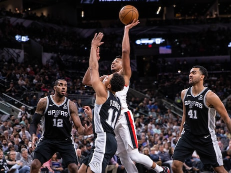 Pivotal Back-To-Back Begins With San Antonio