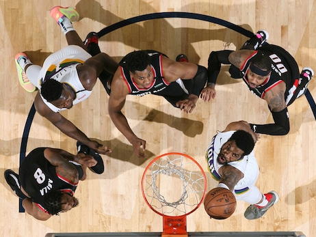 Trail Blazers Start Stretch Run Versus Pelicans But Without Lillard