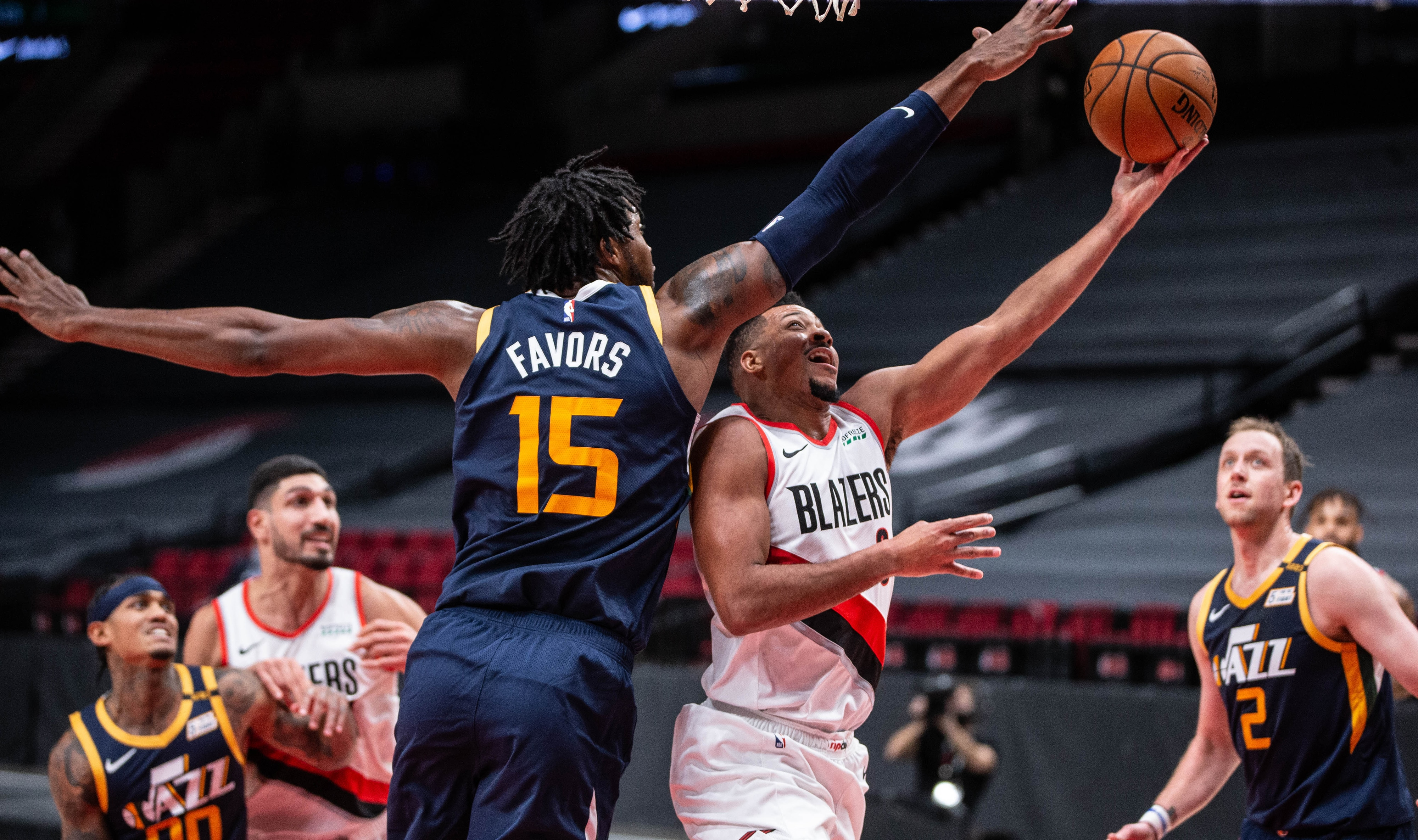 Blazers Face Jazz Thursday For First Time Since Season Opener