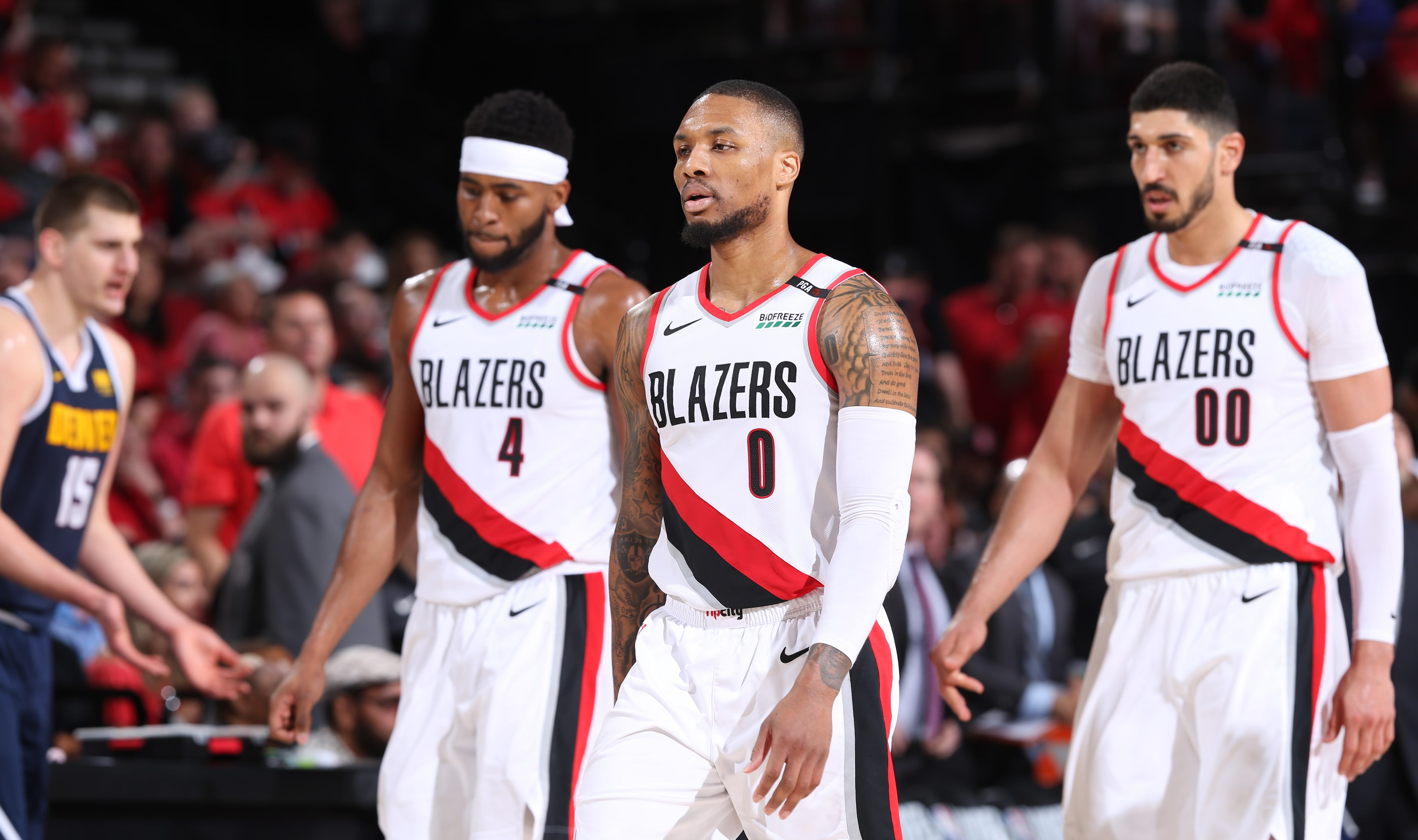 Portland Trail Blazers Western Conference Semifinals Game 5 Preview: (2) Denver Nuggets ...
