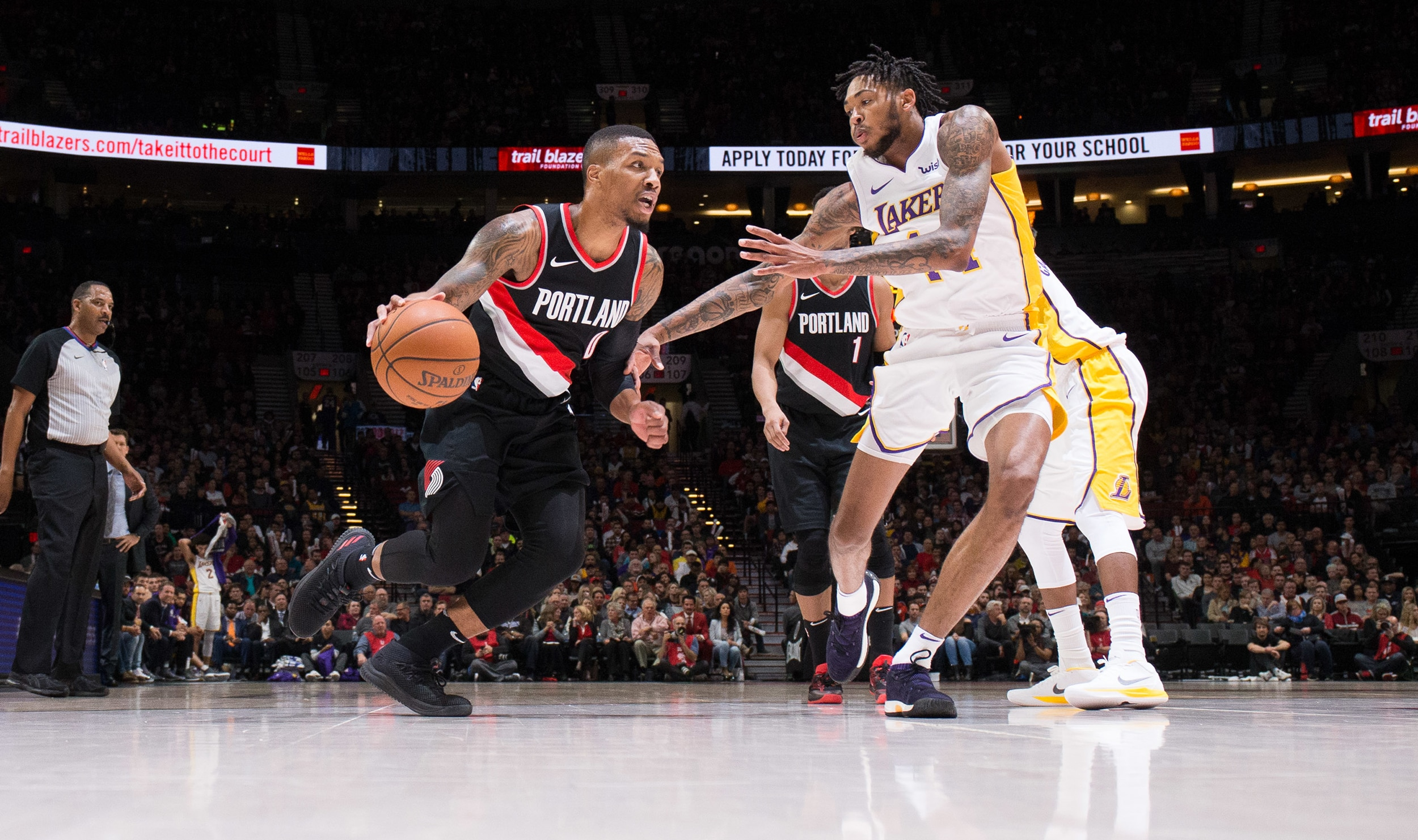The Season Starts Now Versus LeBron And The Lakers