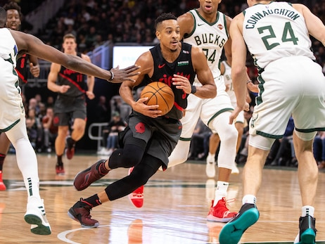 Eastern Conference Leg Of Trip Begins With Bucks