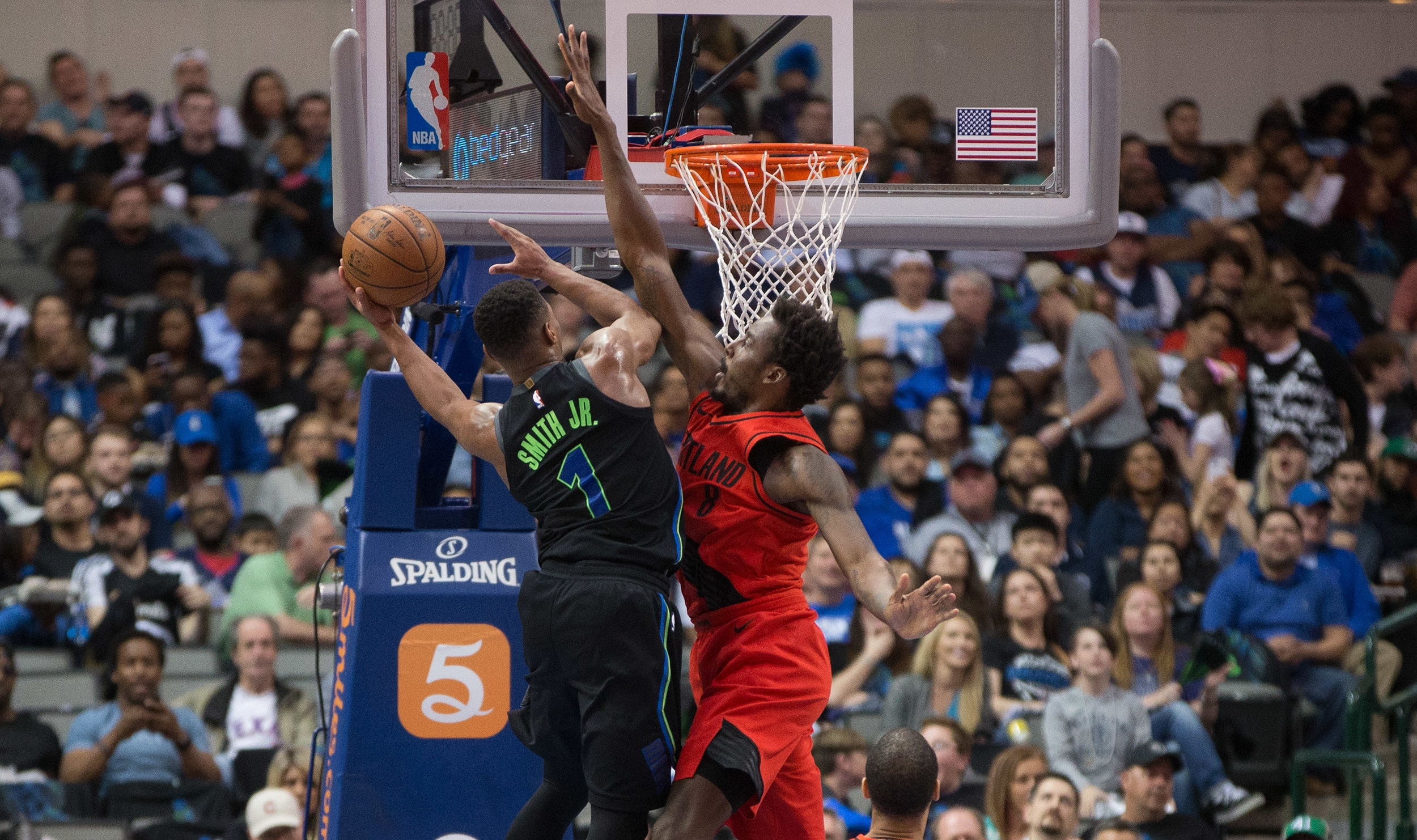 Blazers In Search Of First Texas Trip Win Tuesday Versus Mavericks