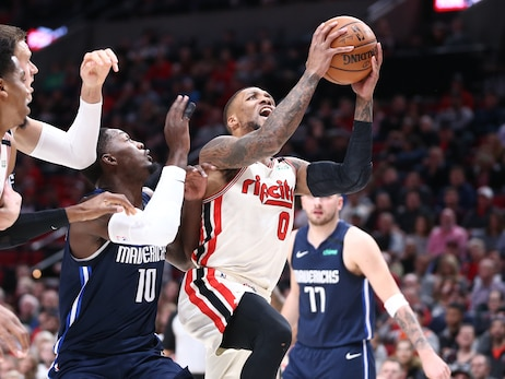 Dame Does It Again, But It's Not Enough Versus Dallas