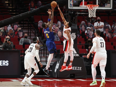 Blazers Finish Back-To-Back With Another One-Point Loss, This Time To Denver
