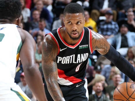 Lillard, McCollum Return To Form Versus Jazz